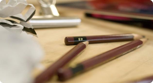 角丸パンチ ~ pencils